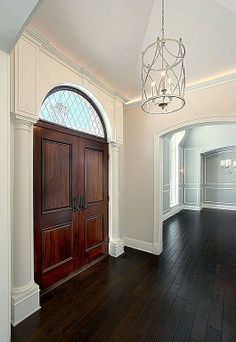 Traditional Entryway - Come find more on Zillow Digs!