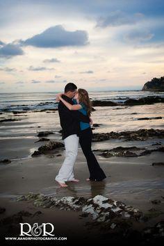 Engagement Photography   Paradise Cove Malibu, California   Beach Engagement Photography   #engagement #photography #RandRCreativePhotography #cute #ideas