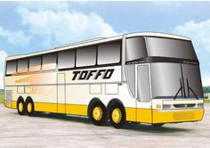 Ônibus - Desenhos/fotos - Henrique Gonçalves - UOL Fotoblog