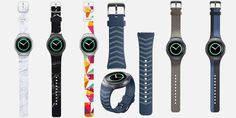 10 Attractive Watch Straps And Bands For Samsung Gear S2