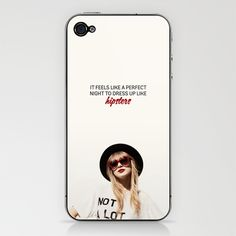 new product 0003b 23f0c Treacherous iPhone & iPod Case by Taylor Swift designs | Society6 ...