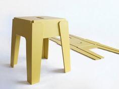 Butter stool by Designbythem.
