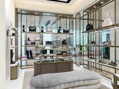 Jimmy Choo Store by Christian Lahoude Studio, Xian – China » Retail Design Blog