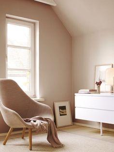 Die Farbe Der Ruhe: Relaxen Mit Beige