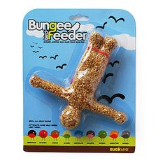 Bungee Bird Feeder ~ Novelty Gag Gift