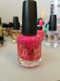 Delush Polish All That Glitters Is Not Gold (SW) $9