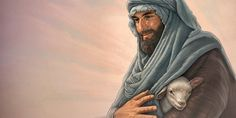 A shepherd carries a lamb in his bosom Return to Jehovah Jehovah searches for his lost sheep, and he invites you to return to him.