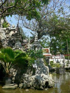 Wat Prayoon My Krung Thep กรุงเทพฯ (Bangkok): Good Morning Old Bangkok Thonburi ธนบุรี Walking Tour