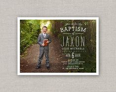 Custom Cards & Party Printables by announcingyou Baby Boy Birth Announcement, Christmas Card Template, Baptism Invitations, Overnight Shipping, Custom Cards, Color Correction, Party Printables, Lds, Printer