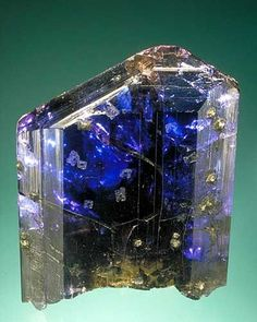 LET'S GET READY TO TUMBLLLEEEEE! — ggeology:   Tanzanite