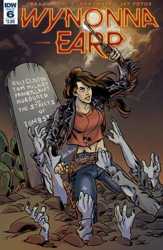 Comic Crypt: 'Wynonna Earp #6' Preview