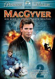 MacGyver (TV Series 1985–1992)