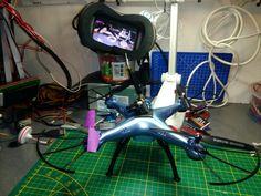 syma x5hw fpv setup
