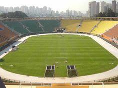 Estádio do Pacaembu - SP