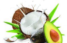 Μάσκα με γάλα και λεμόνι – Η καλύτερη πρόληψη των ρυτίδων | Μυστικά ομορφιάς | mystikaomorfias.gr Coconut, Fruit, Hair, Strengthen Hair