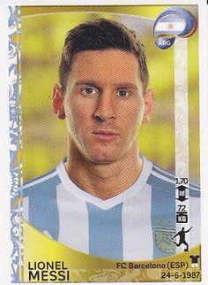 2016 Messi - Argentina