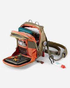 Adventurer® Fishing Chest Pack   Eddie Bauer