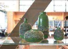 Heath Ceramics via d*s    Almost feels retro/70s? to me...