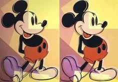 'Micky' von Andy Warhol (1928-1987, United States)