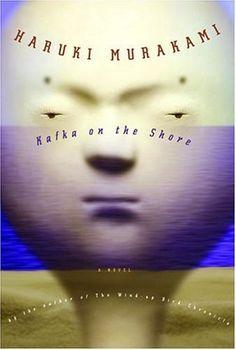 Kafka on the Shore by Haruki Murakami, http://www.amazon.com/dp/B000FC2ROU/ref=cm_sw_r_pi_dp_kD6Gpb1K3DZVM