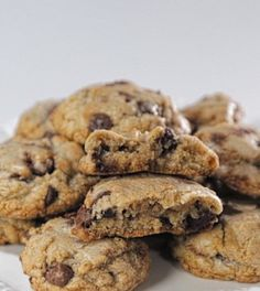 CARLA HALL Carla's Perfect Chocolate Chip Cookie