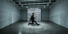 JR Opens New Art Exhibition Mind The Gap #thatdope #sneakers #luxury #dope #fashion #trending