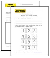 address for telephone number