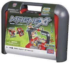 Amazon.com: Mega Bloks MagNext 360 Case: Toys & Games