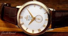 OMEGA Deville CO-Axial Chronometer / Ref.4613.30.02