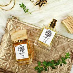 Bio Parfums von Baldini by Taoasis // Naturkosmetik // Organic Beauty