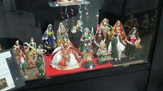 Rotary Midtown Dolls Museum Rajkot, Gujarat    Rotary Midtown Dolls Museum in Rajkot is the pride of Gujarat. The museum has earned a place in the Limca Book of Records for its unique collection of dolls. The museum was set-up by the locals with individuals chipping in to add to the collection.