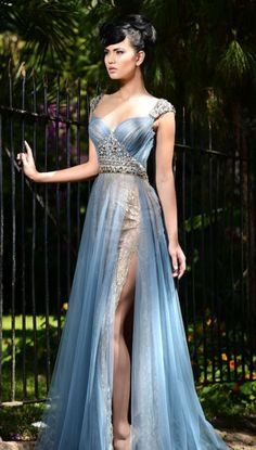 evening gown, the v-neck tuxedo, the sweet 16 #prom #promdress #dress #eveningdress #evening #fashion #love #shopping #art #dress #women #mermaid #SEXY #SexyGirl #PromDresses