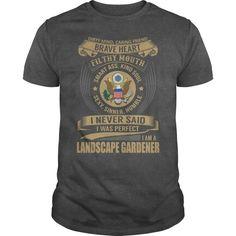 Landscape Gardener Job Title Tshirts  Guys Tee Hoodie Ladies Tee Master Gardener T Shirts Gardner T Shirt Gardener T Shirt Renegade Gardener T Shirt