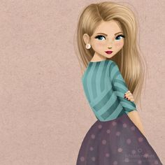 Image via We Heart It https://weheartit.com/entry/108986780/via/11210647 #art #beautiful #drawing #dress #fashion #girl #illustration #pretty