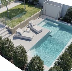 Stylish 37 Inspiring Small Backyard Pool Design Ideas For Your Relaxing Place
