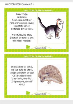 Ghicitori despre animale riddles about animals in romanian Step By Step Drawing, Riddles, Nursery Rhymes, Language, Parenting, Songs, Kids, Montessori, Pregnancy