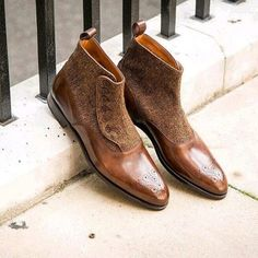 The Westlake in Copper Museum/Gold Tweed via MTO  perfect