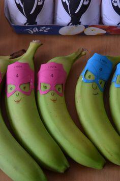 Mega Mindy-bananen