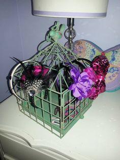 #bird Cage Decor Wholesale #birdcage Decor Ideas Pinterest #decorating A  Birdcage With Lights