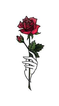 Mawar merah #art2018