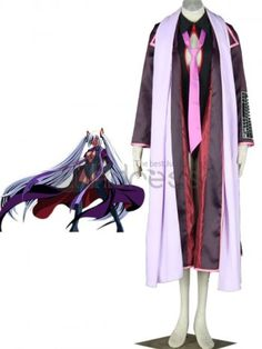 Vocaloid Cosplay / Anime Vocaloid Aku Cosplay Costume