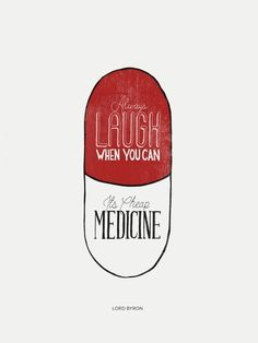 CJWHO ™ (Always laugh when you can. It's cheap medicine. -...)