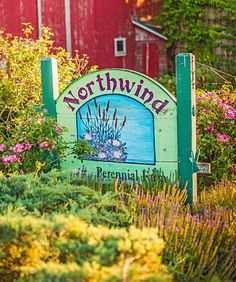 When you're ready for fresh ideas, Northwind Perennial Farm in Burlington, Wisconsin, beckons with native plants and architectural salvage.