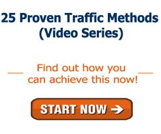 Get 25 Targeted Traffic Methods here http://showwaysnow.com/trafficmethods