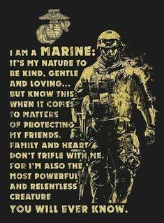 Marine Corps Quotes, Marine Corps Tattoos, Marine Corps Humor, Usmc Quotes, Military Quotes, Military Mom, Us Marine Corps, Quotes Quotes, Usmc Tattoos