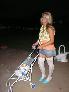 trashy girls in leggings - Yahoo Search Results Yahoo Image Search Results Redneck Party Costumes, Hillbilly Costume, Hillbilly Party, White Trash Wedding, White Trash Party, White Trash Costume, Redneck Birthday, Trailer Trash Party, Baby Bash