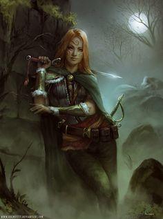 Kiera Wolfcry