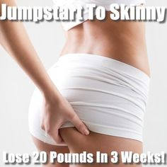 Dr Oz and Bob Harper shared the Jumpstart to Skinny plan to lose 20 pounds in three weeks! Learn the diet and exercise plan to shed pounds eating real food!