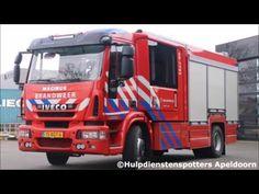 10-05-2016 Nieuwe voertuigen voor Brandweer Apeldoorn en Epe