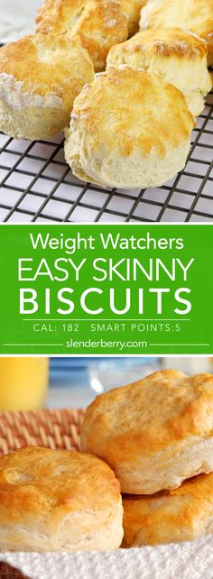 Weight Watchers Easy Skinny Biscuits Recipe
